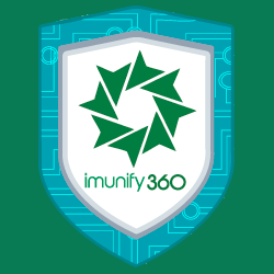 Secured by Imunify360